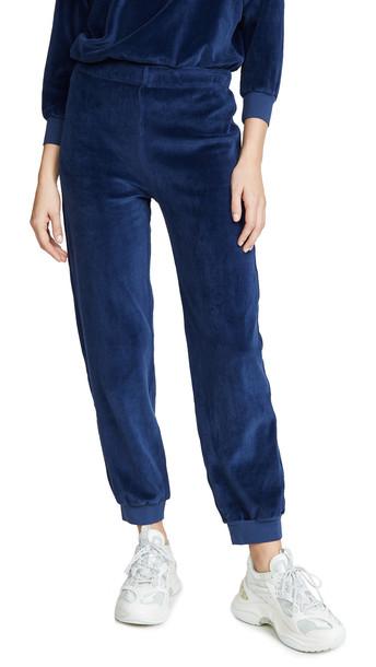 Kondi Slim Sweatpants in navy