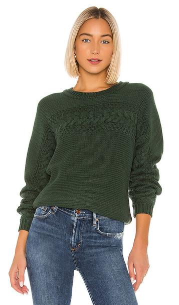 Tularosa Sophia Sweater in Green