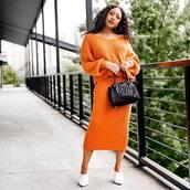 bag,black satchel,satchel bag,v neck sweaters,2 piece set women,white high heels,black bag,volume sleeve