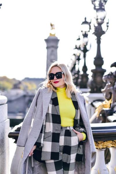 thehuntercollector blogger jacket pants top coat bag sunglasses shoes