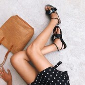 shoes,black,ankle strap,bow,rhinestones,flats