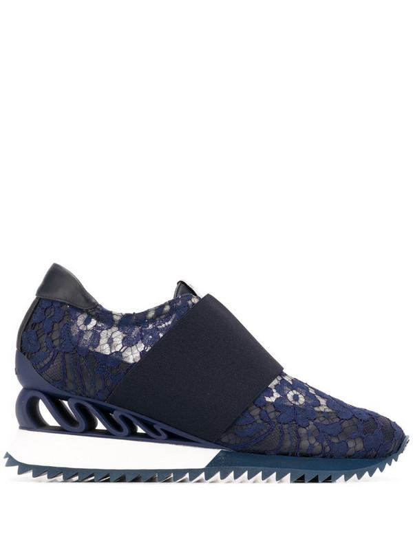 Le Silla College sneakers in blue
