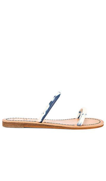Dolce Vita Darla Sandal in Blue