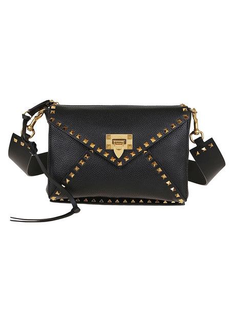 Valentino Garavani Medium Shoulder Bag in nero