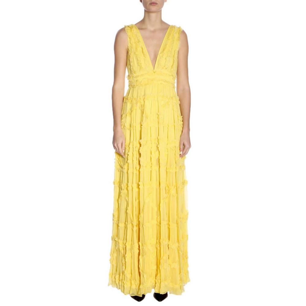 Just Cavalli Dress Dress Women Just Cavalli in yellow