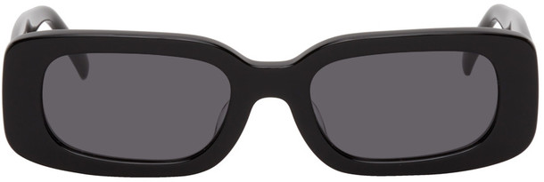 BONNIE CLYDE Black Show And Tell Sunglasses