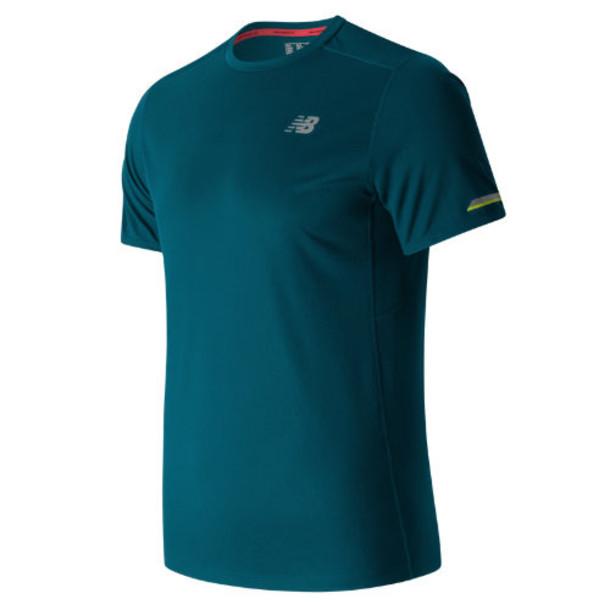 New Balance 63223 Men's NB Ice Short Sleeve - Blue (MT63223CSY)