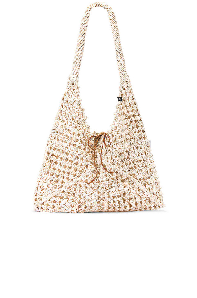 Nannacay Luna Bag in beige