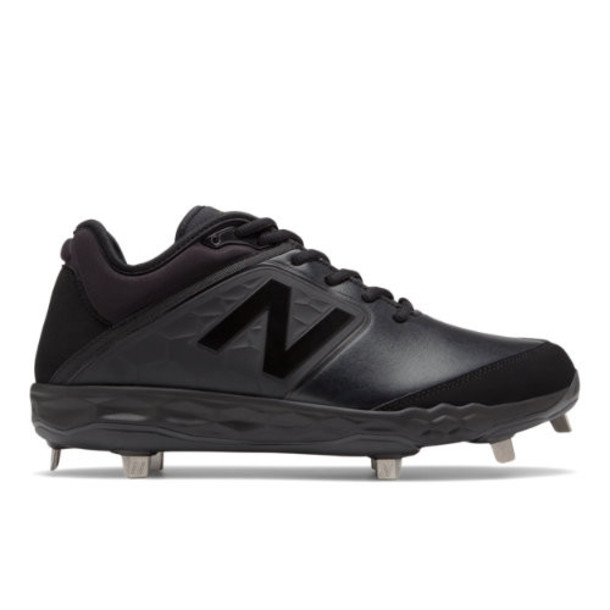 New Balance Fresh Foam 3000v4 Metal Men's Cleats and Turf Shoes - Black (L3000AK4)