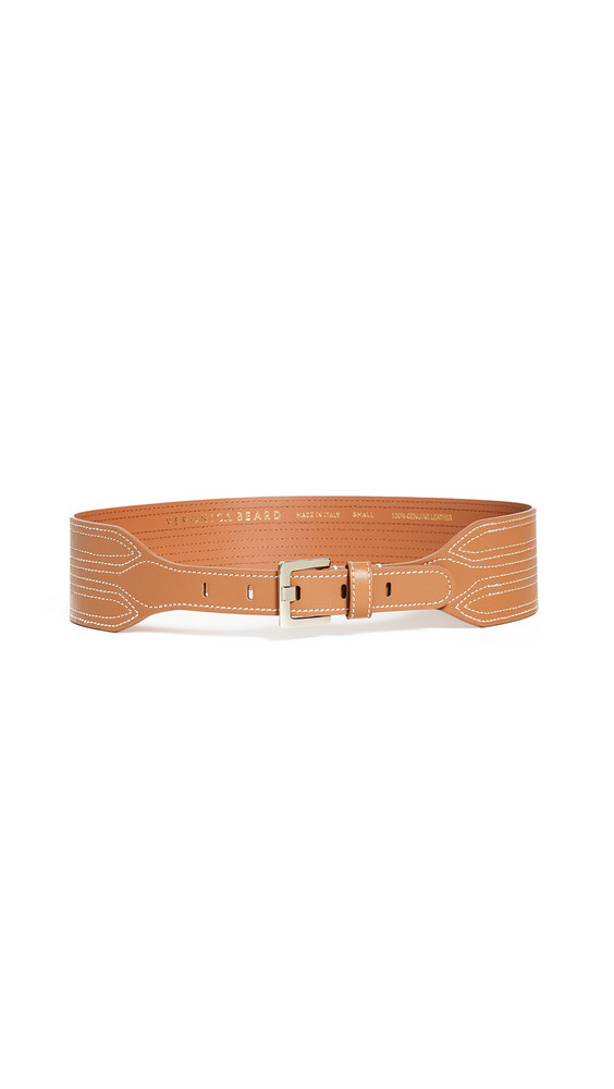 Veronica Beard Kiara Belt in tan