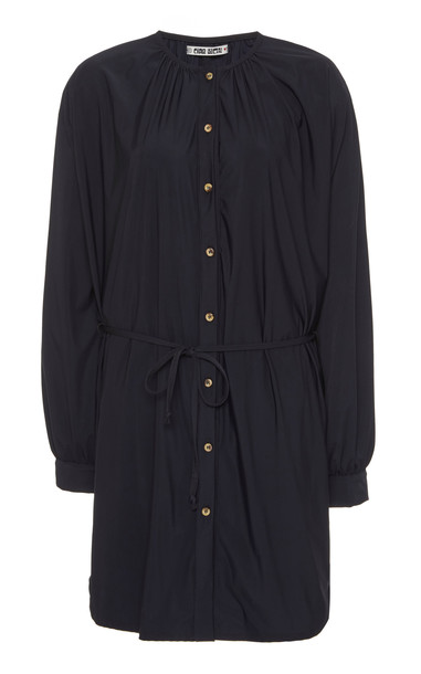 Ciao Lucia Isabella long sleeve mini dress Size: XS in black