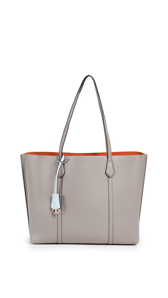 Tory Burch Perry Tote in grey