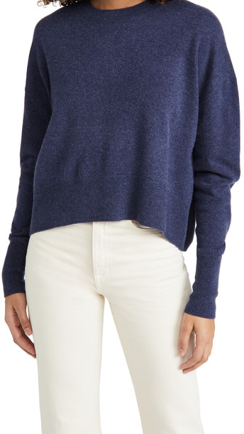 Sablyn Adryan Sweater in blue / denim