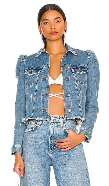 retrofete Rissa Jacket in Blue