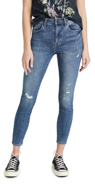 Pistola Denim Aline High Rise Skinny Jeans