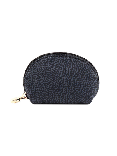 Borbonese Pouch Key Case in nero