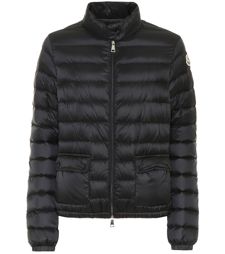 Moncler Lans down jacket in black