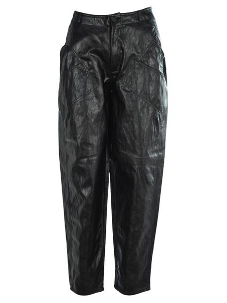Philosophy di Lorenzo Serafini Philosophy Carrot Pants in black