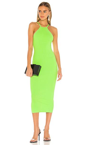 Alix Jay Dress in Green