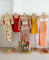 dress,top,skirt