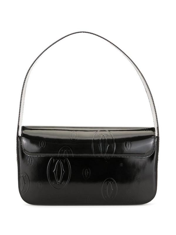 Cartier Happy Birthday handbag in black