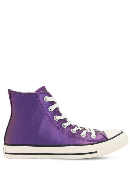 CONVERSE Chuck Taylor All Star Hi Sneakers in purple
