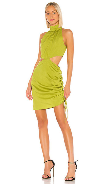 KENDALL + KYLIE KENDALL + KYLIE Cobain Dress in Green