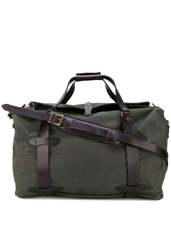 Filson medium duffle bag in green