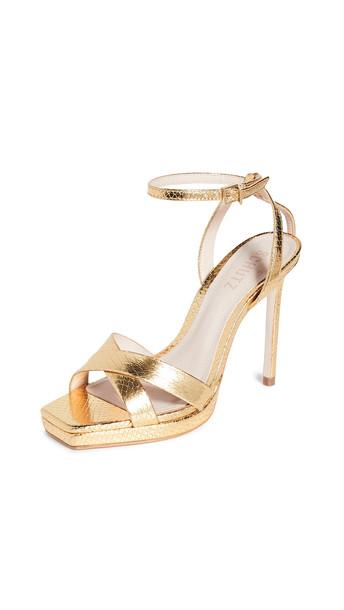 Schutz Ava Rose Sandals