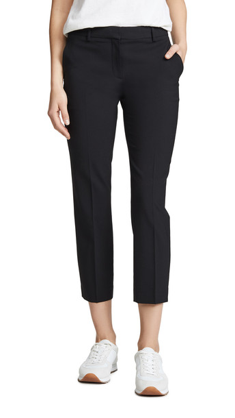 Theory Treeca Trousers in black