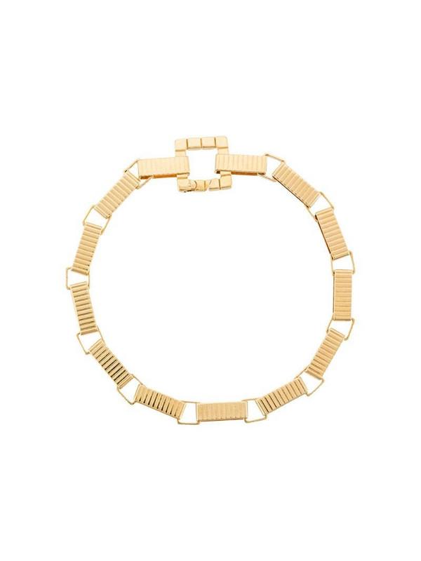IVI Signore 5 chain bracelet in gold