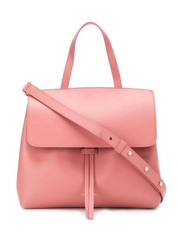Mansur Gavriel mini Lady bag in pink