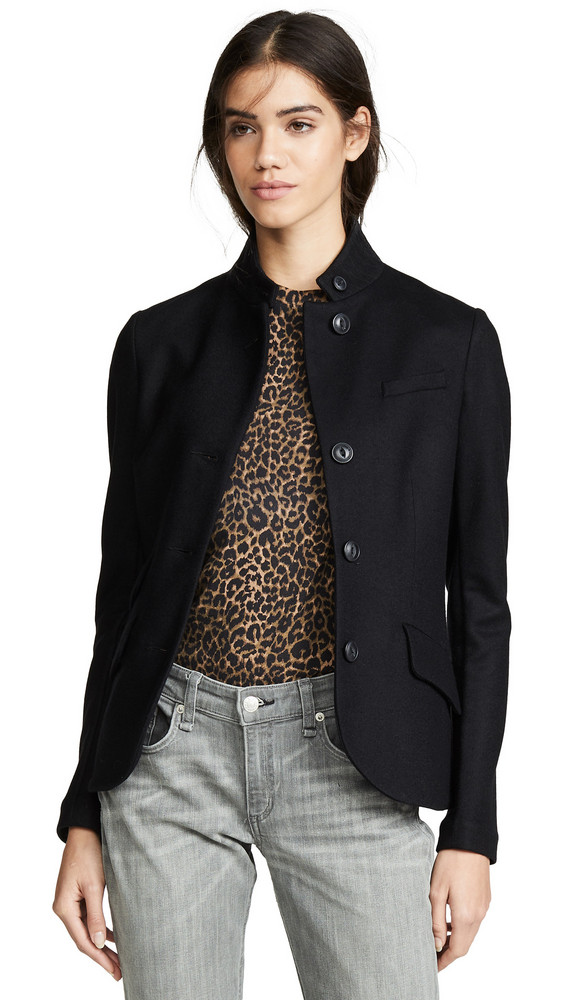 Rag & Bone Slade Blazer in black