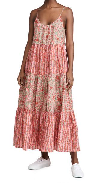 Roller Rabbit Rhody Dakota Maxi Dress in pink