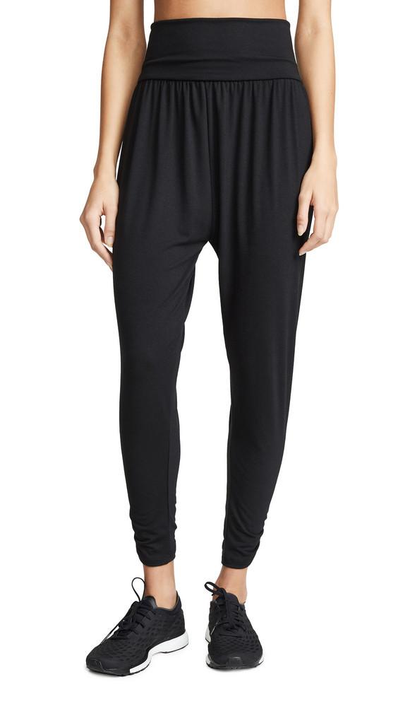 Onzie Harem Pants in black