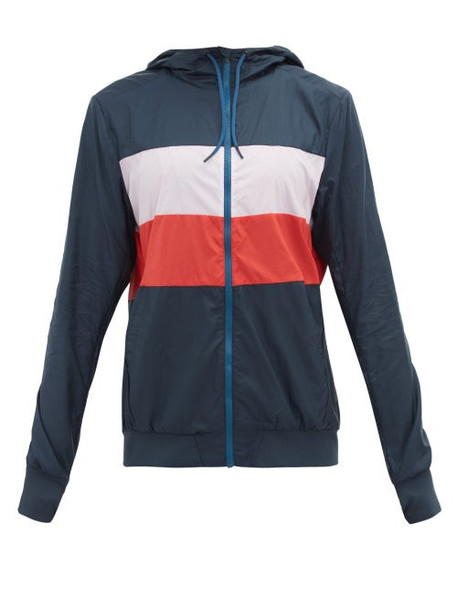 Lndr - Victory Ventilated Ripstop Jacket - Womens - Navy
