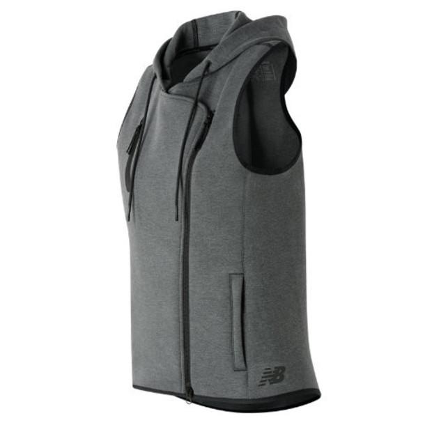 New Balance 63510 Women's Sport Style Vest - Grey (WV63510BK)