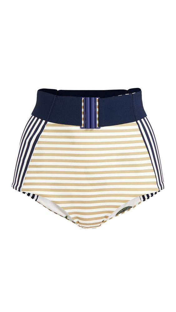Silvia Tcherassi Hilaria Bikini Bottoms in blue