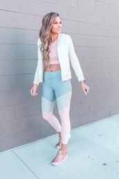 shop dandy,blogger,jacket,underwear,leggings,jewels,shoes,sneakers,sportswear,sports leggings,nike shoes
