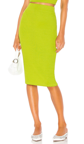 LPA Mirta Skirt in Green