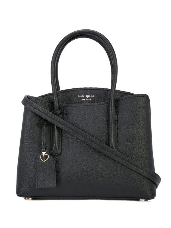 Kate Spade medium Margaux tote bag in black