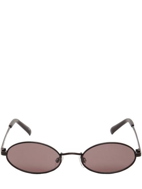 LE SPECS Love Train Black Sunglasses