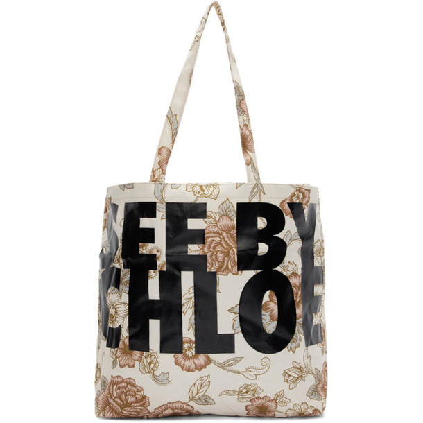 See by Chloe Pink SBC Flower Tote