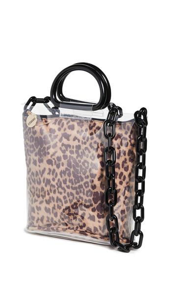 Studio 33 Looking Snatched Bucket Bag in leopard