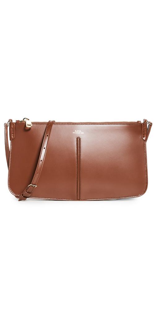 A.P.C. A.P.C. Sac Betty Baguette Bag