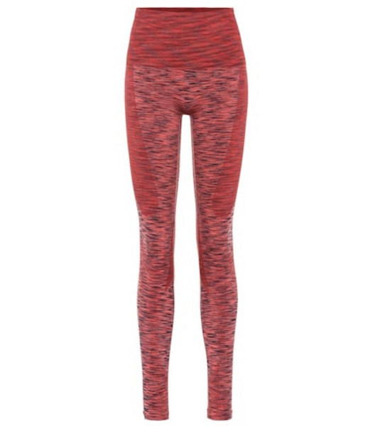Lndr Space leggings in pink