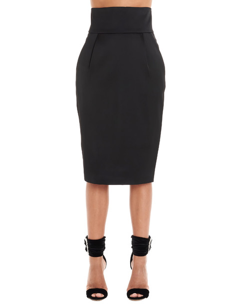 Alexandre Vauthier Skirt in black
