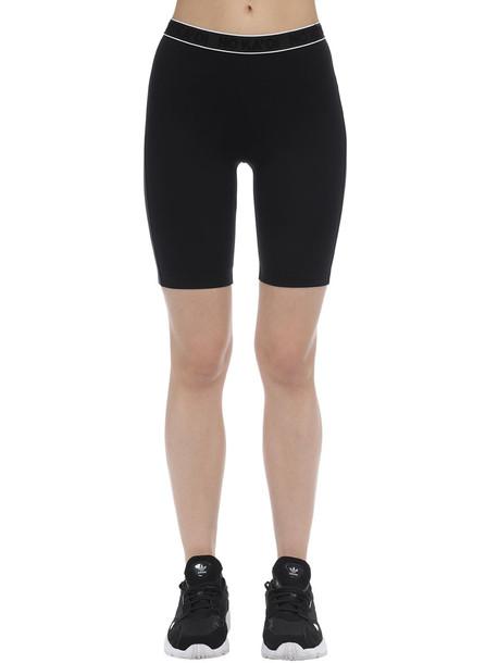NO KA'OI True Bike Shorts in black
