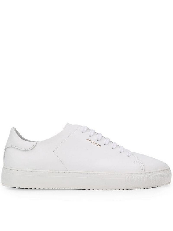 Axel Arigato lace-up sneakers in white