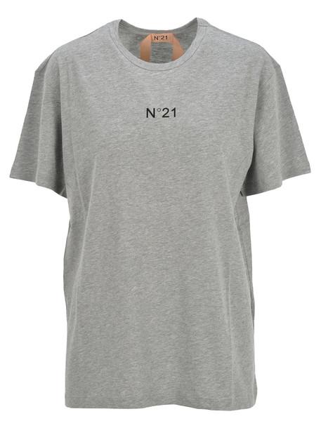 N.21 N21 Logo Print T-shirt